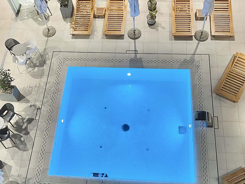Grijani vanjski bazen